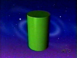 Space-Cylinder