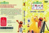 Barrio Sesamo El Mundo De Elmo Cantando, Dibujando-Caratula