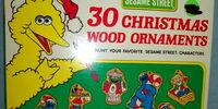 Sesame Street Christmas ornament kits (Avalon)
