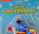 Sesame Street bubble toys (Tootsie Toy)