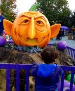 Sesame place halloween spooktacular 2015 2