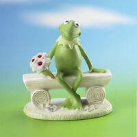 Lenox-Kermit's-Bouquet-of-Cheer-Personalized-Sculpture-2006