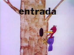 Woodpecker.entrada
