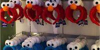 Sesame Street headbands (Universal Studios Singapore)