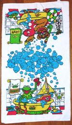 Muppet towels (Cecil Saydah)