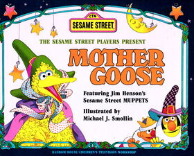 Mother goose 00 cover