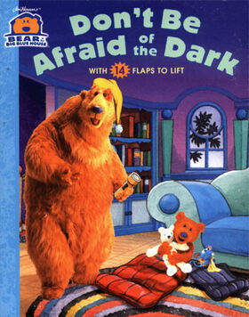 Book.Don't Be Afraid of the Dark