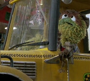Grouch Cab Driver