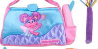Abby Cadabby plush purse