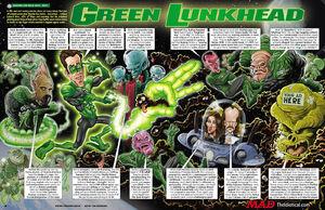 Kermit - MAD-Magazine-Green-Lunk-Art