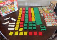 Sesame Street American Bricks 03 contents