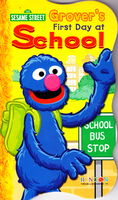 Grover's First Day at School