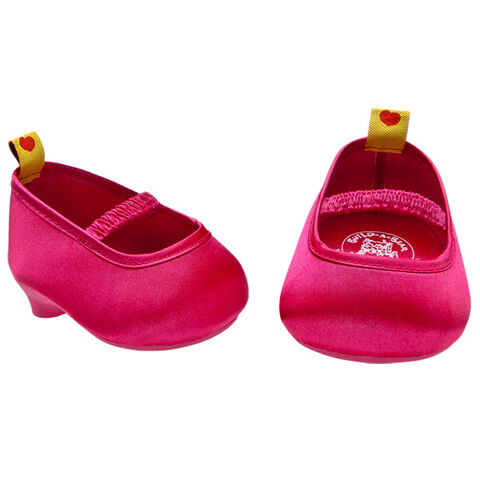 File:Build-A-Bear-FuchsiaSatinHeels.jpg