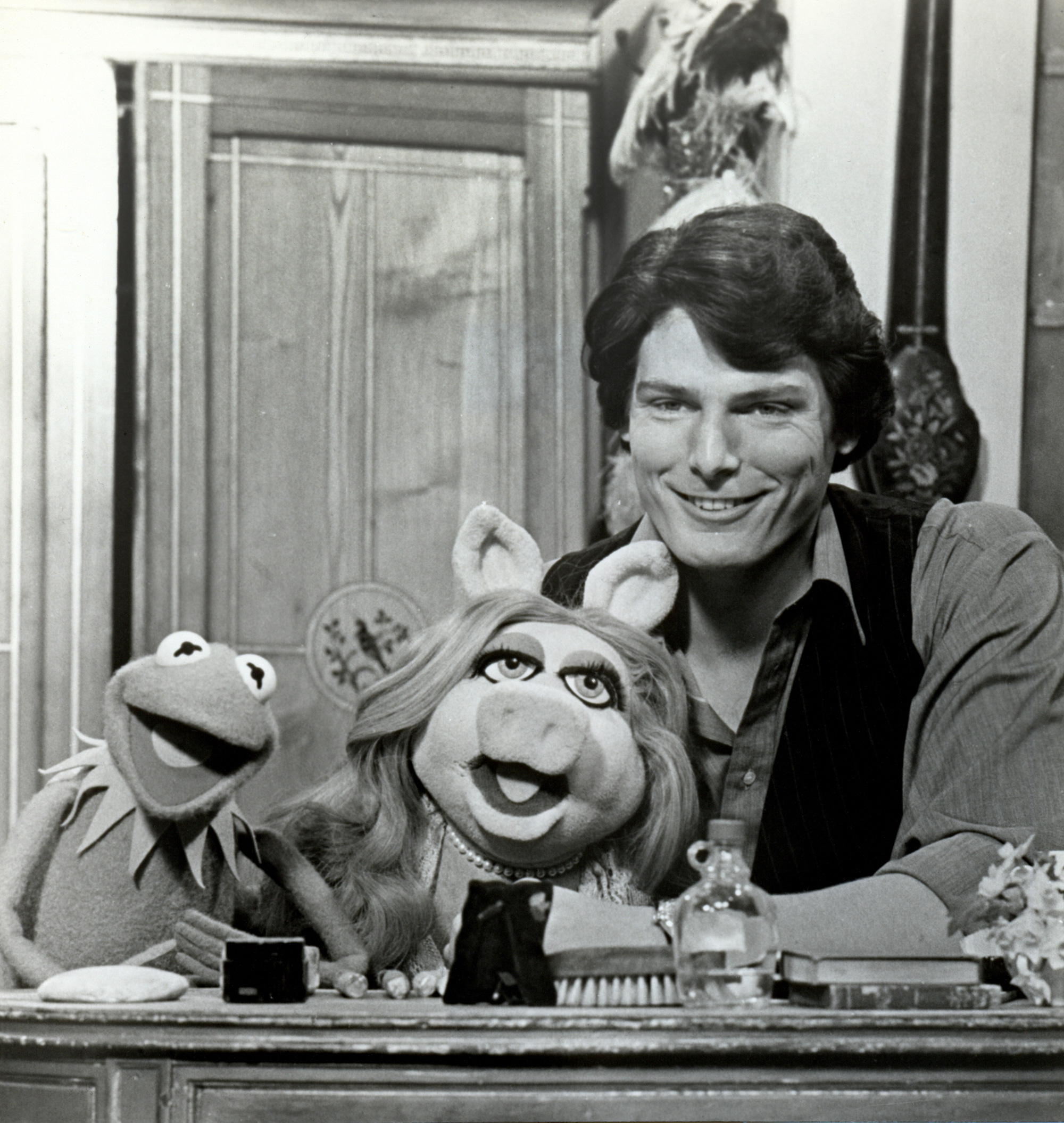 christopher reeve video