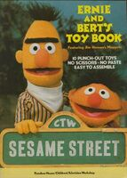 Ernie and Bert's Toy Book