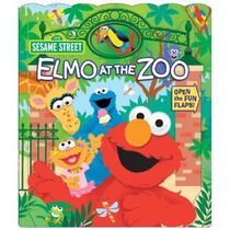 Elmo at the Zoo