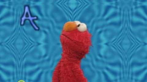 Sesame Street Elmo Sings Rap Alphabet Song