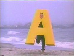 A-beach