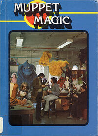 Muppetmagic 1980 book