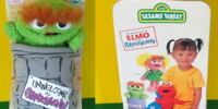 The Adventures of Elmo in Grouchland plush