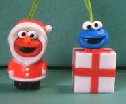 Sanrio xmas mascots 2005