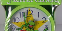 Muppet watches and clocks (Timex)