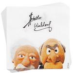 Butlers-Papierserviette-Statler&Waldorf