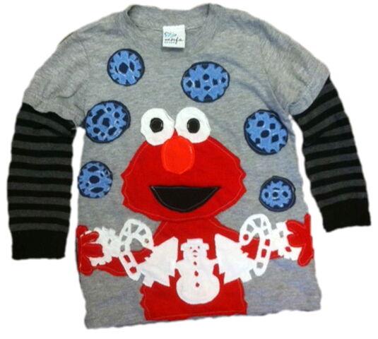 File:Morfs 2011 elmo holiday shirt.jpg