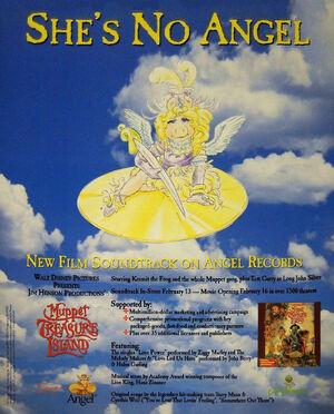 Muppet treasure island soundtrack angel ad
