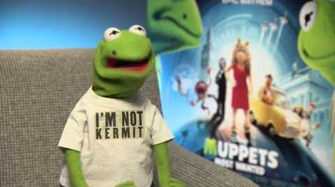 Radio Times Meets Constantine the Frog - Muppets Most Wanted interview