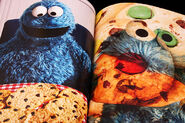 Gourmand cookie monster 3