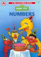 Numberscoloringbook