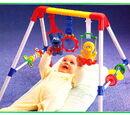 Sesame Street baby toys (Tyco)