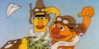 Ernie and Bert (animated)