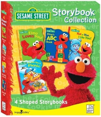 File:Sesame Street Storybook Collection.jpg
