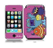 Jim Henson Design iPhone Skin 2
