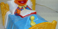 Sesame Street music boxes (Applause)