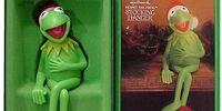 Kermit stocking hanger