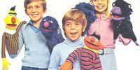 Sesame Street puppets (Harbert)