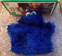 Questor child guidance puppets cookie monster