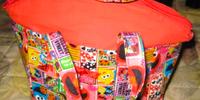 Sesame Street bags (Sanrio)