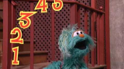 Sesame Street Rosita Sings and Counts in Spanish