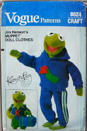 Vogue patterns kermit