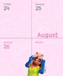 Heye kalender 2012 h