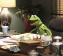 Kermit's office (The Muppets (2015))
