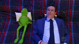 Late Show Colbert Kermit 2016-02-01