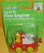 2005 big bird fire engine