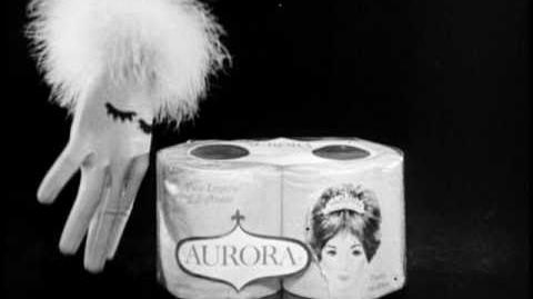 Aurora Bath Tissue Commercial