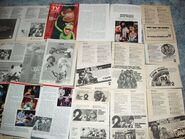 Magazine clippings 4