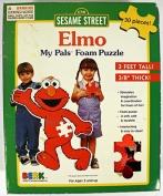 Sesame Street Elmo My Pals Foam Puzzle